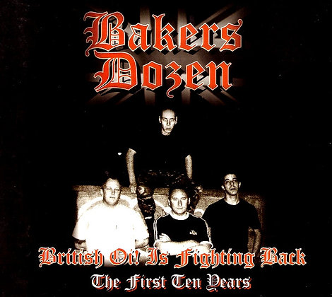 bakers dozen first 10 years cd