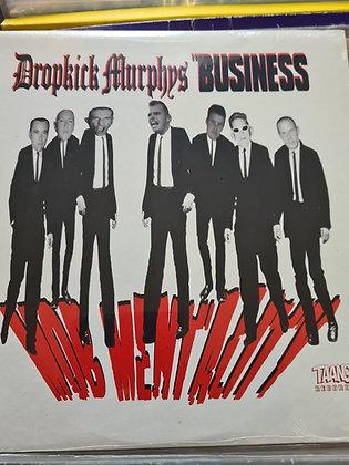 dropkick murphys and the business lp