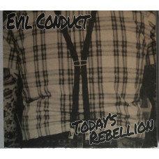 evil conduct todays rebelion cd