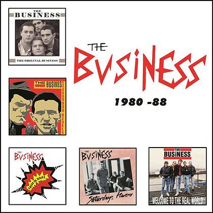 the business 5 cd box set