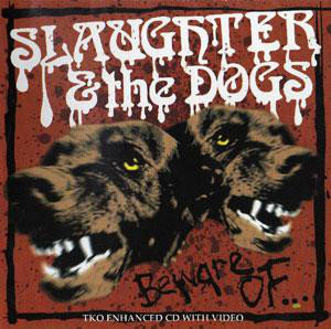 slaughter and the dogs beware of, vinyl lp