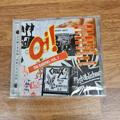 oi the rarities cd vol 1