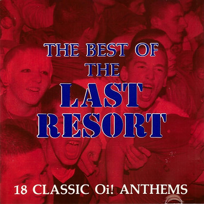 last resort oi anthems used vinyl