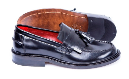 Delicious Junction Black Loafers