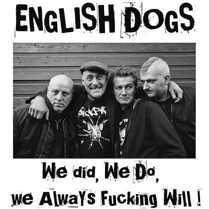 english dogs we did we do vinyl lp