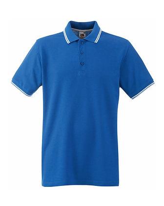 polo shirt royal blue