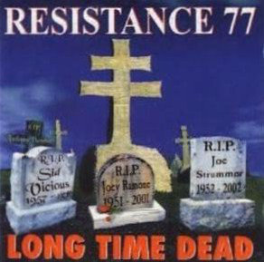 resistance 77 long time cd