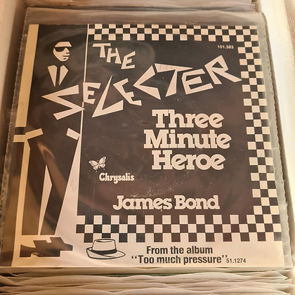 the selecter import single