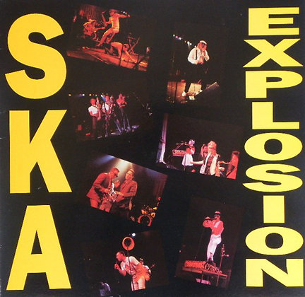 ska explosion vinyl lp