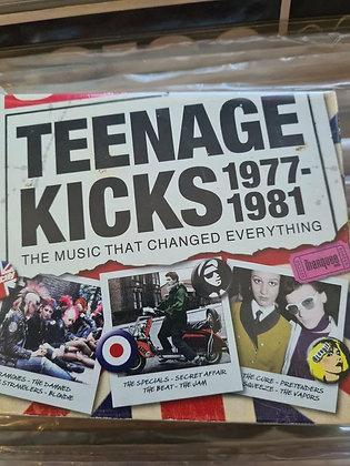teenage kicks cd