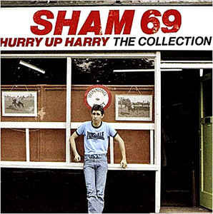 sham 69 the collection cd
