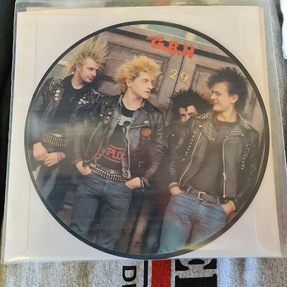 gbh picture disc single