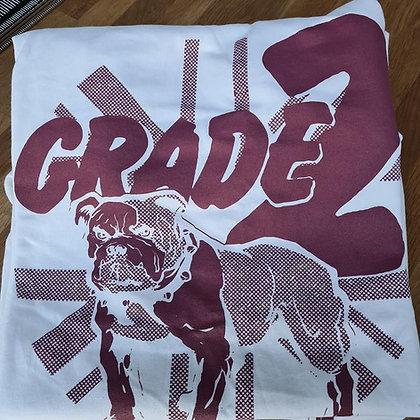 grade 2 bulldog t shirt