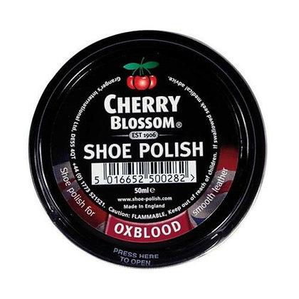 oxblood boot polish