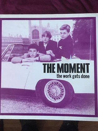 the moment vinyl lp