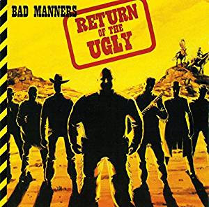 bad manners return of the ugly cd