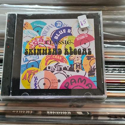 classic skinhead reggae cd