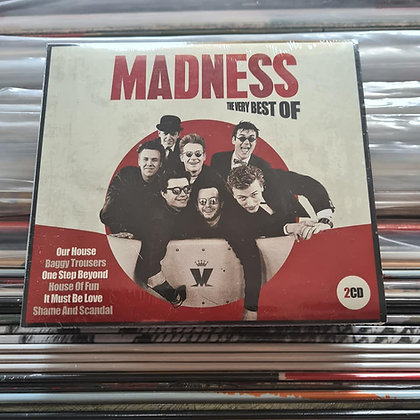 best of madness cd