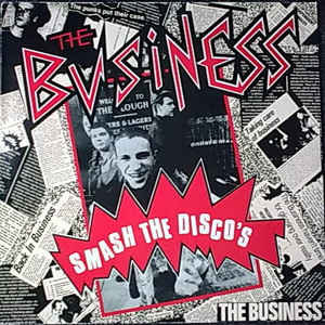 business smash the disco album