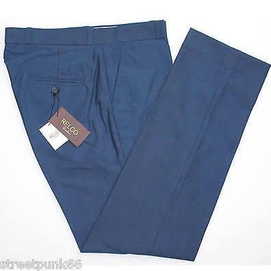 Tonic Trousers blue