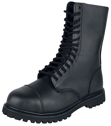 14 hole stomper boots