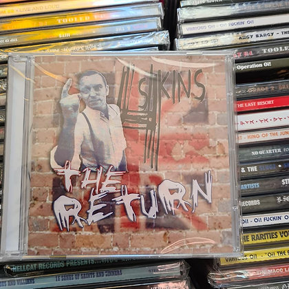 the 4 skins the return cd