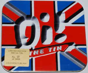 oi the tin, rare cd.