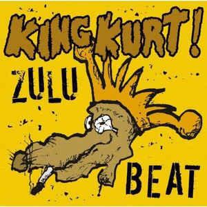 king kurt zulu beat vinyl lp