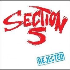section 5 rejected vinyl lp.