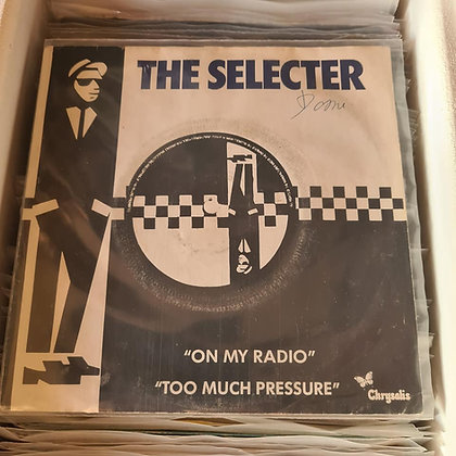 the selecter on my radio import single