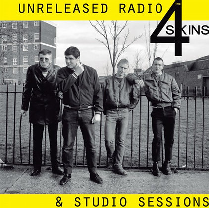 the 4 skins studio sessions , new release
