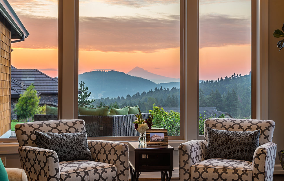 Custom Home Views