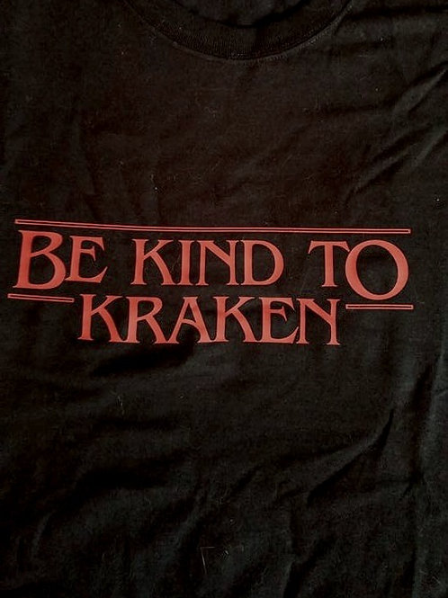 Be Kind To Kraken