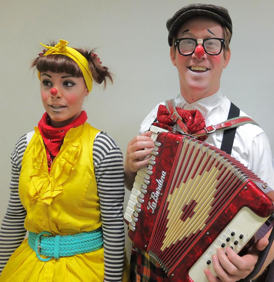 International Clowns The Ramazini's