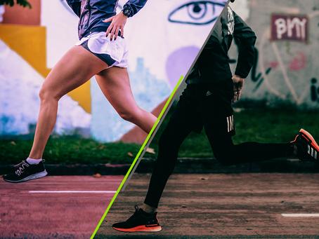 Você corre da maneira correta?