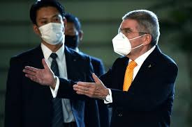 """""""I'm very confident that Tokyo Olympics will have fans""""- IOC Chief Thomas Bach"""