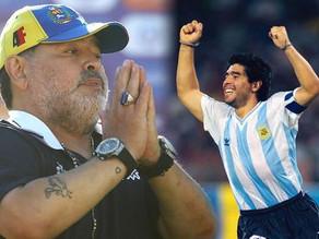 Legendary footballer Diego Maradona dies at 60 due to Heart Attack