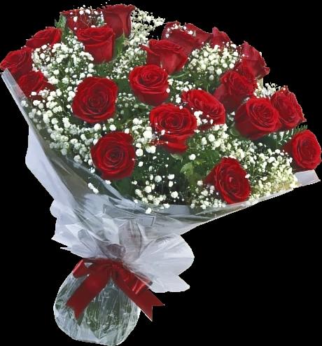 Buquê  Clássico 24 Rosas Nacional