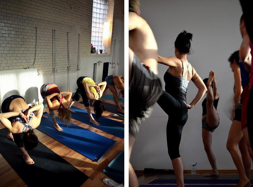 Yoga Republic | Warsztat Ashtanga Jogi z Przemkiem Nadolnym | Wrocław |listopad 2015