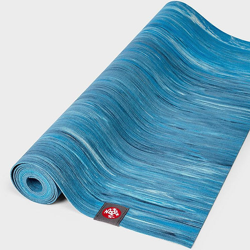 Manduka eKO SuperLite Dresden Blue Marbled