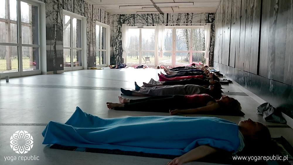 Yoga Republic | ASHTANGA INTENSIVE | Warsztat Ashtanga Jogi z Przemkiem Nadolnym | 2015