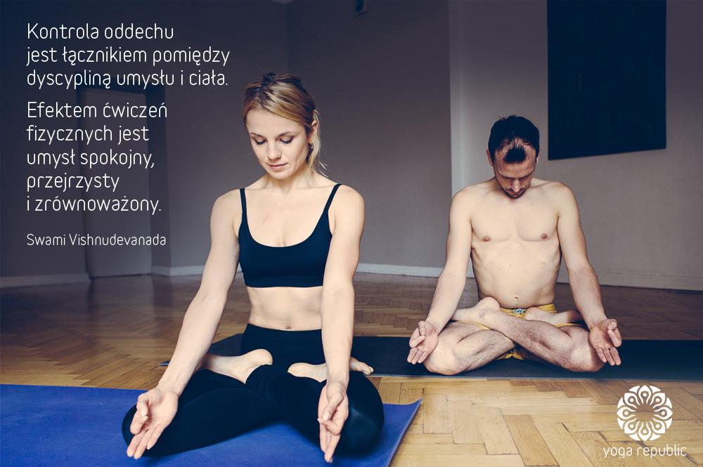 Ashtanga Joga Warszawa | Yoga Republic