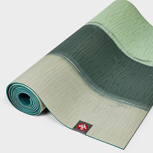 Manduka eKO Lite 4mm Green Ash Stripe