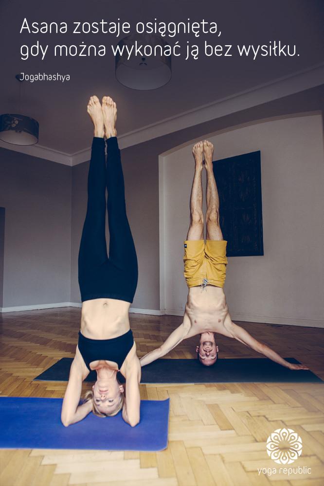 Joga dla Początkujących | Ashtanga Jowa Warszawa | Yoga Republic