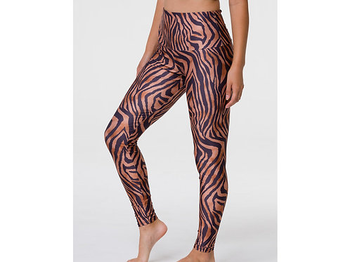 High Rise Legging Tiger
