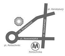 joga Warszawa Centrum, joga Śniadeckich, joga Politechnika