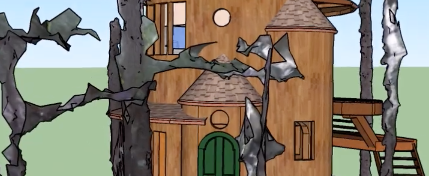 The Hemlock | Hocking Hills Treehouse Cabins