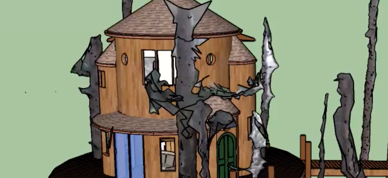 The Hemlock | Hocking Hills Treehouse Ca