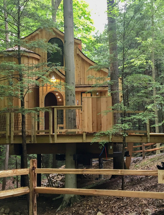 Beech Time | Hocking Hills Treehouse Cabins