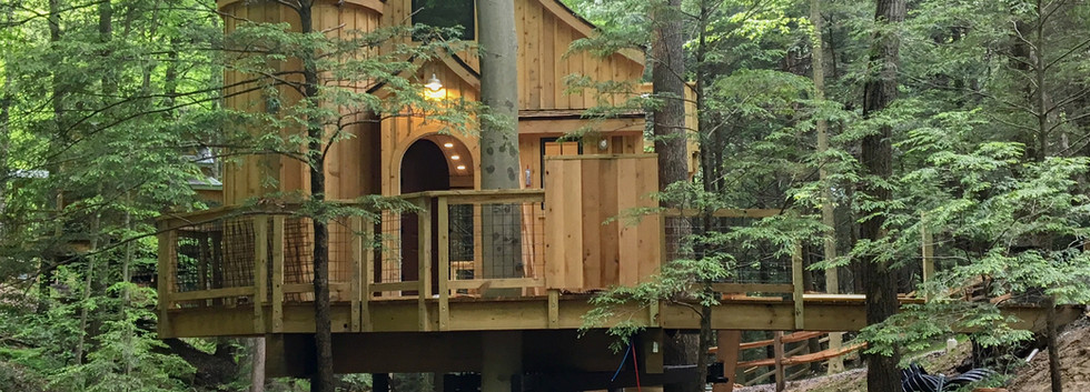 Beech Time   Hocking Hills Treehouse Cabins